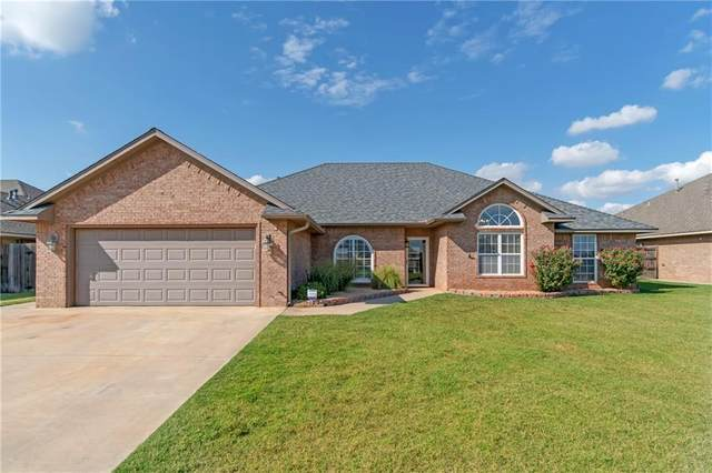 1821 Caribou Circle, Altus, OK 73521 (MLS #928411) :: Homestead & Co
