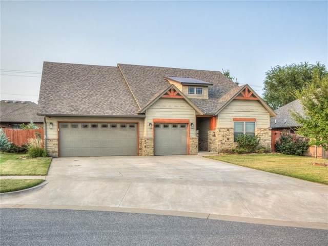 11749 SW 24th Street, Yukon, OK 73099 (MLS #928437) :: Keri Gray Homes