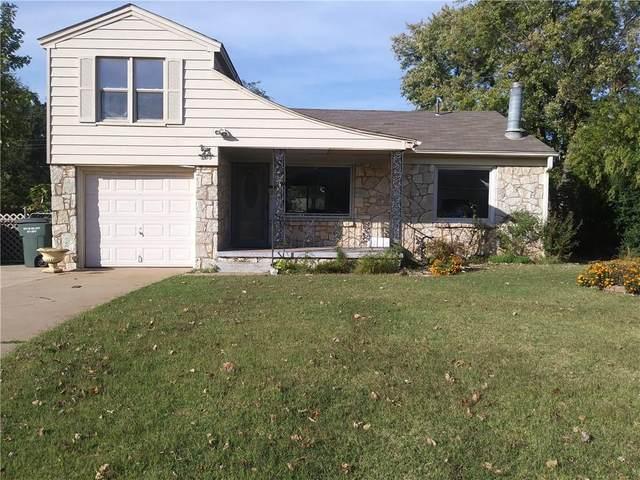 3209 SE 20th Street, Del City, OK 73115 (MLS #928447) :: The Oklahoma Real Estate Group