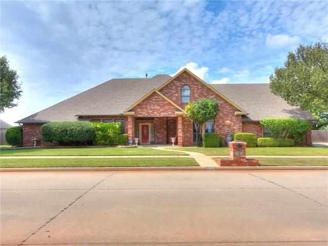 10409 Donning Street, Oklahoma City, OK 73162 (MLS #928454) :: Homestead & Co