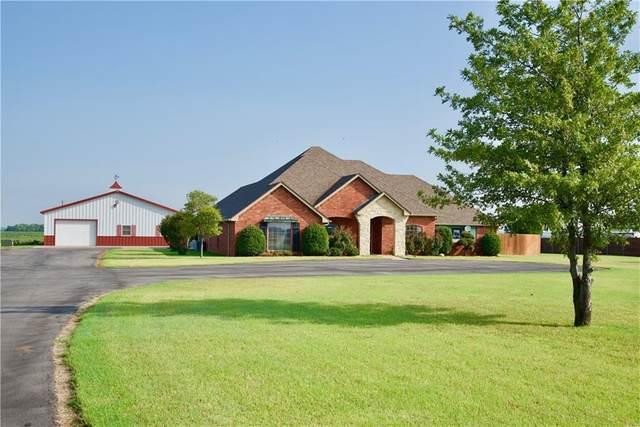 24175 E 996 Road, Weatherford, OK 73096 (MLS #928455) :: Homestead & Co