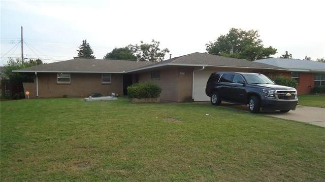 1520 SW 70th Street, Oklahoma City, OK 73159 (MLS #928467) :: Homestead & Co