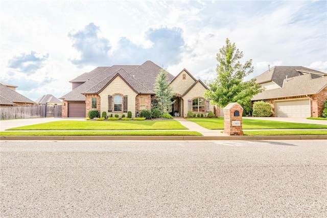 13809 Portofino Strada, Oklahoma City, OK 73170 (MLS #928469) :: The Oklahoma Real Estate Group