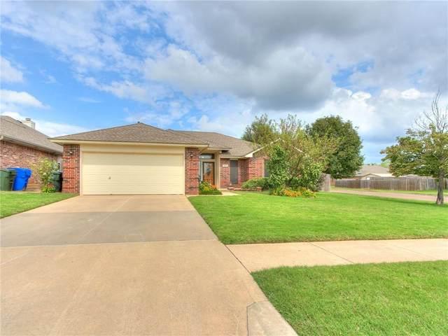 3401 N Buckhorn Drive, Norman, OK 73072 (MLS #928473) :: Homestead & Co
