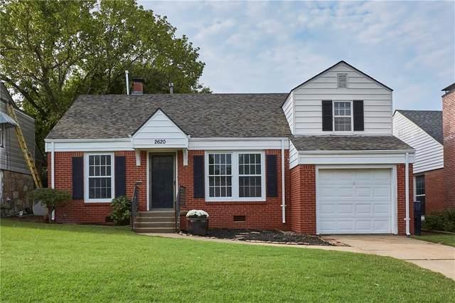 2620 Cashion Place, Oklahoma City, OK 73112 (MLS #928475) :: Keri Gray Homes