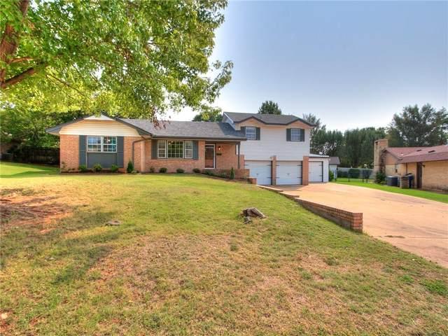 1108 N Rosebrier Drive, Guthrie, OK 73044 (MLS #928490) :: Homestead & Co