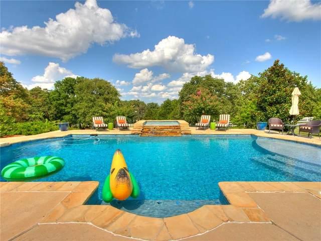 5101 Carrington Place, Oklahoma City, OK 73131 (MLS #928491) :: Homestead & Co