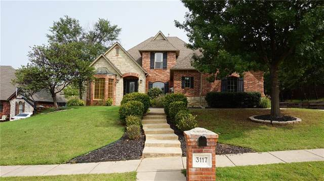 3117 Beacon Hill Street, Edmond, OK 73034 (MLS #928503) :: The UB Home Team at Whittington Realty