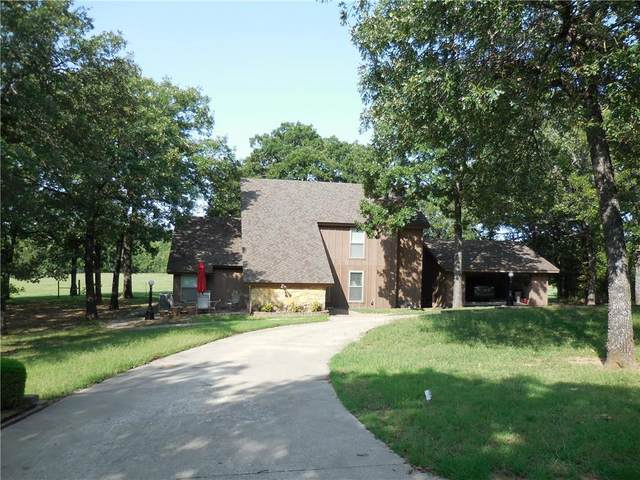 469 Quail Hollow Road, Sulphur, OK 73086 (MLS #928512) :: Homestead & Co
