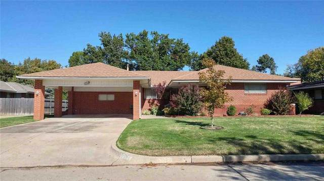 2259 NW 55th Drive, Oklahoma City, OK 73112 (MLS #928519) :: Your H.O.M.E. Team