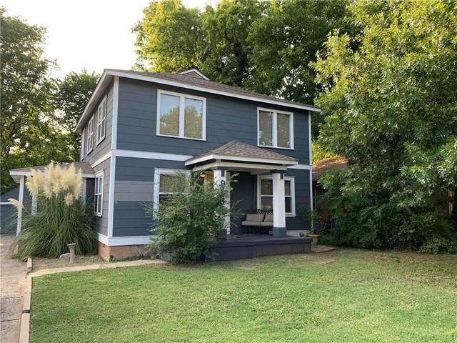 916 Classen Boulevard, Norman, OK 73071 (MLS #928558) :: Erhardt Group at Keller Williams Mulinix OKC