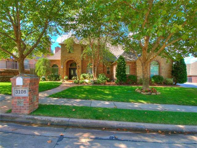3108 Beacon Hill Street, Edmond, OK 73034 (MLS #928572) :: ClearPoint Realty