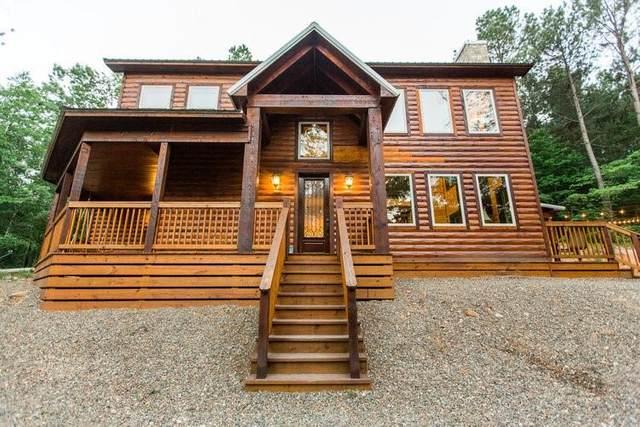 511 Long Pine Trail, Broken Bow, OK 74728 (MLS #928573) :: Homestead & Co