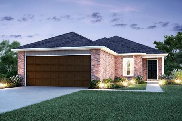 512 Audrey Drive, Tuttle, OK 73089 (MLS #928575) :: Homestead & Co