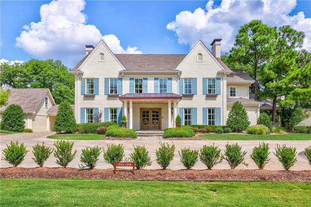 1601 Drury Lane, Nichols Hills, OK 73116 (MLS #928588) :: The Oklahoma Real Estate Group