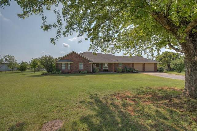 4510 Ryan Drive, Piedmont, OK 73078 (MLS #928602) :: Keri Gray Homes