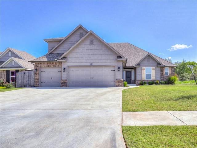 3219 Everton Court, Norman, OK 73071 (MLS #928623) :: Homestead & Co