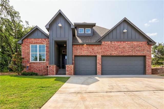 3532 Bello Way, Edmond, OK 73034 (MLS #928637) :: Erhardt Group at Keller Williams Mulinix OKC