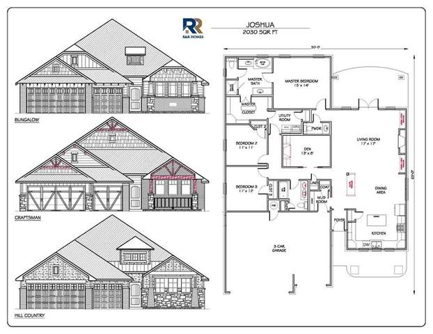 11813 Edi Avenue, Oklahoma City, OK 73142 (MLS #928646) :: Keri Gray Homes