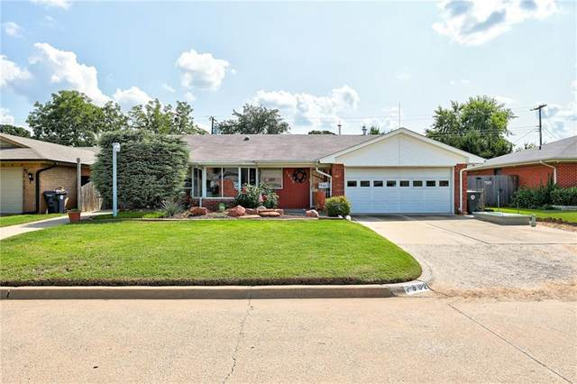7932 NW 28th Terrace, Bethany, OK 73008 (MLS #928648) :: The Oklahoma Real Estate Group