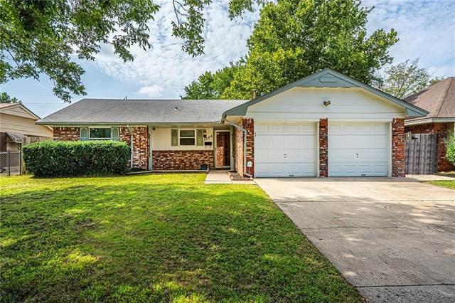 1224 Frederick Drive, Oklahoma City, OK 73139 (MLS #928682) :: Homestead & Co
