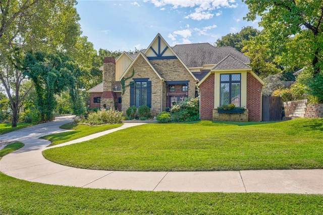 3840 Tambos Trail, Edmond, OK 73034 (MLS #928688) :: Homestead & Co