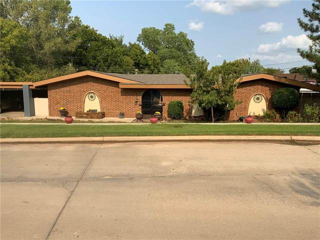 4908 Larissa Lane, Oklahoma City, OK 73112 (MLS #928689) :: Homestead & Co