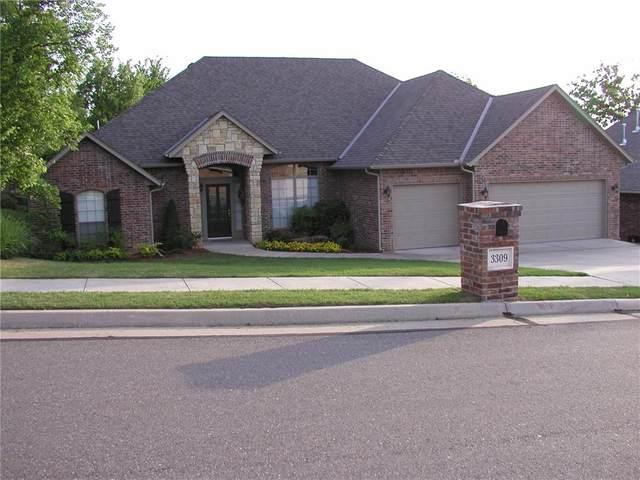 3309 Ashe Spring Drive, Edmond, OK 73034 (MLS #928690) :: Homestead & Co