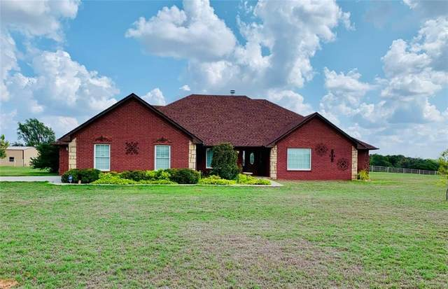 11550 Highway 34 Highway, Elk City, OK 73644 (MLS #928691) :: Homestead & Co