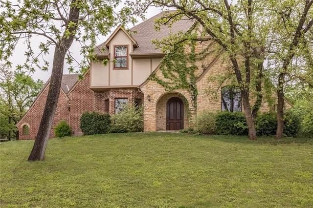 6894 Stone Valley Drive, Edmond, OK 73034 (MLS #928700) :: Homestead & Co