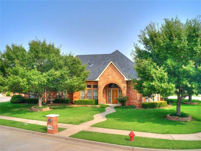 4101 Penrith Place, Norman, OK 73072 (MLS #928716) :: Homestead & Co