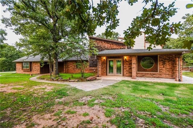 9801 Skyridge, Arcadia, OK 73007 (MLS #928731) :: Homestead & Co