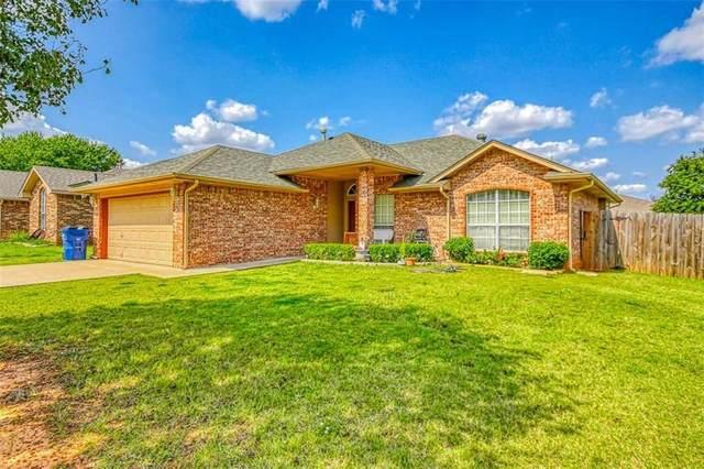 105 W Etowah Road, Noble, OK 73068 (MLS #928736) :: Homestead & Co