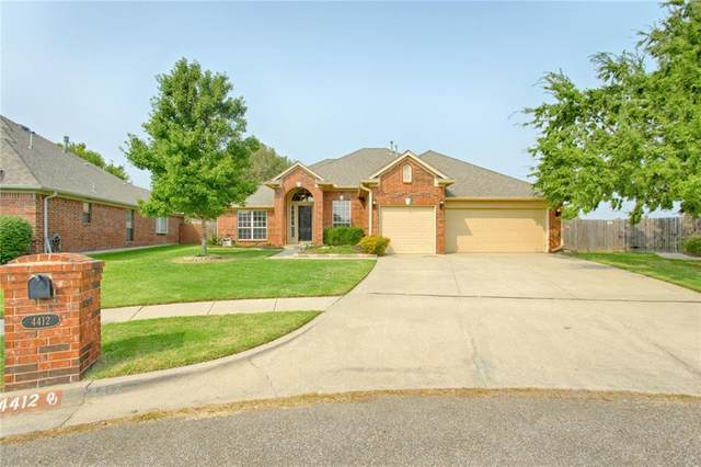 4412 Whitmere Court, Norman, OK 73072 (MLS #928760) :: Homestead & Co
