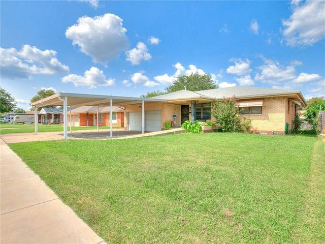 2911 SW 55th Street, Oklahoma City, OK 73119 (MLS #928767) :: Your H.O.M.E. Team
