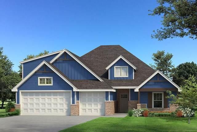 10113 NW 141st Circle, Yukon, OK 73099 (MLS #928798) :: Keri Gray Homes