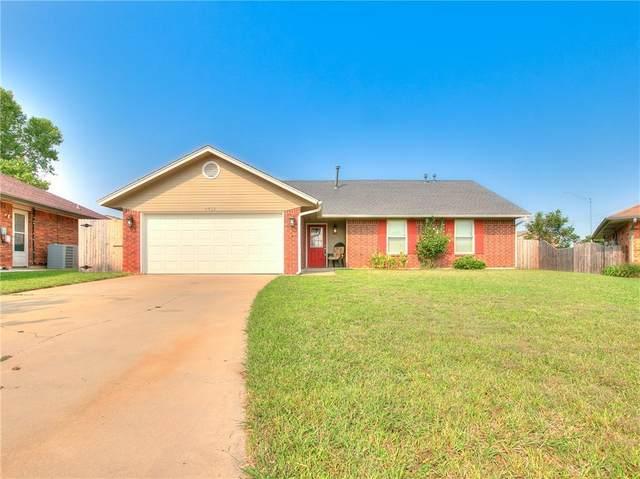 8413 Wood Duck Drive, Oklahoma City, OK 73132 (MLS #928806) :: Homestead & Co