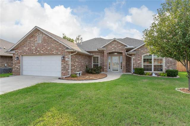 1407 Tara Drive, Moore, OK 73160 (MLS #928812) :: Homestead & Co