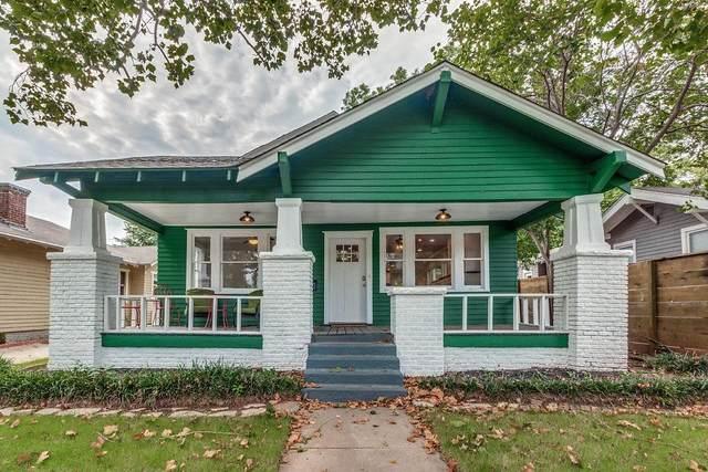 706 NW 24th Street, Oklahoma City, OK 73106 (MLS #928835) :: Homestead & Co
