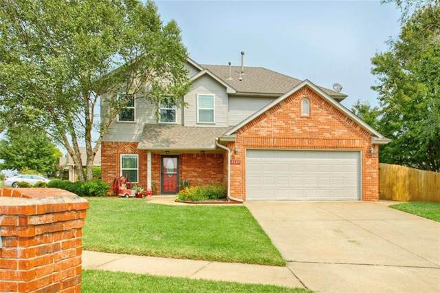 2525 Weymouth Way, Norman, OK 73071 (MLS #928839) :: Homestead & Co