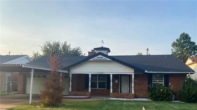 2433 SW 78th Street, Oklahoma City, OK 73159 (MLS #928842) :: Homestead & Co