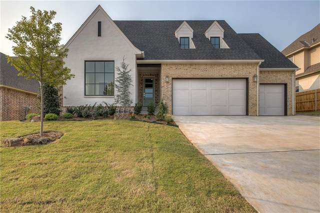 3416 Piedmont Way, Edmond, OK 73034 (MLS #928852) :: Homestead & Co