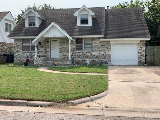 1120 SW 61st Street, Oklahoma City, OK 73139 (MLS #928883) :: Homestead & Co
