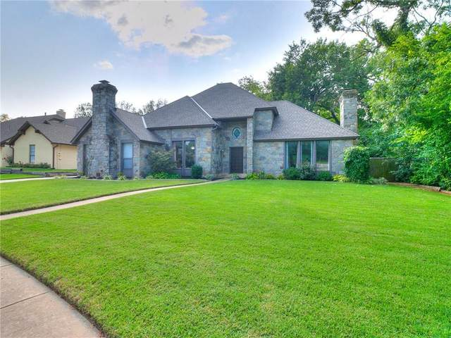 1601 Hazelhurst, Edmond, OK 73013 (MLS #928916) :: Homestead & Co