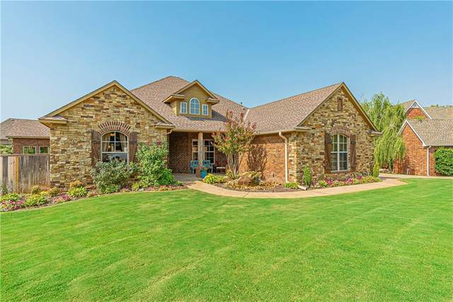 7628 NW 132 Place, Oklahoma City, OK 73142 (MLS #928930) :: Homestead & Co