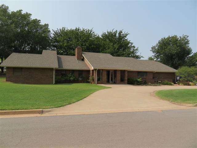 2511 Quail Run, Clinton, OK 73601 (MLS #928938) :: Homestead & Co