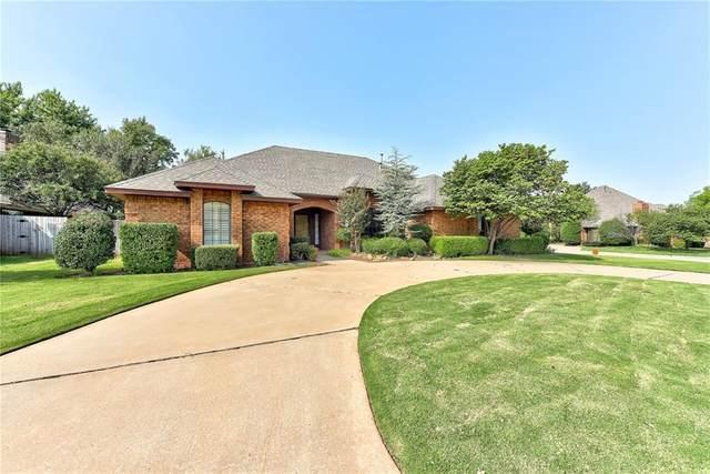 14809 Glenmark Drive, Edmond, OK 73013 (MLS #928957) :: Keri Gray Homes