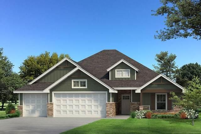 10104 NW 139th Terrace, Yukon, OK 73099 (MLS #928960) :: Keri Gray Homes