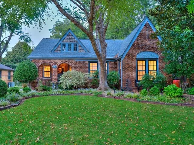 261 NW Eubanks Street, Oklahoma City, OK 73118 (MLS #928986) :: Keri Gray Homes