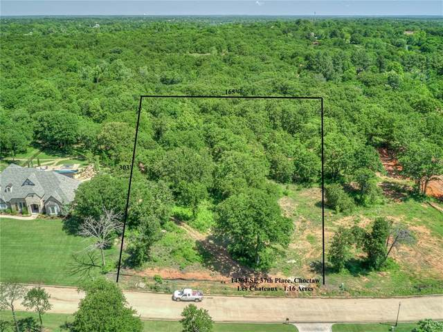 14301 SE 37th Place, Choctaw, OK 73020 (MLS #929009) :: Homestead & Co